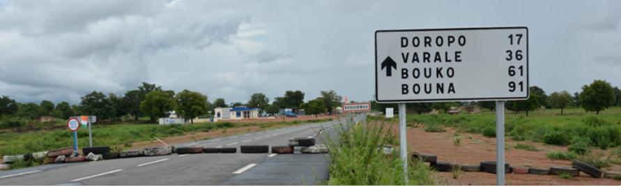 [Dossier Violation des accords] Le terrorisme aux frontières ivoiriennes