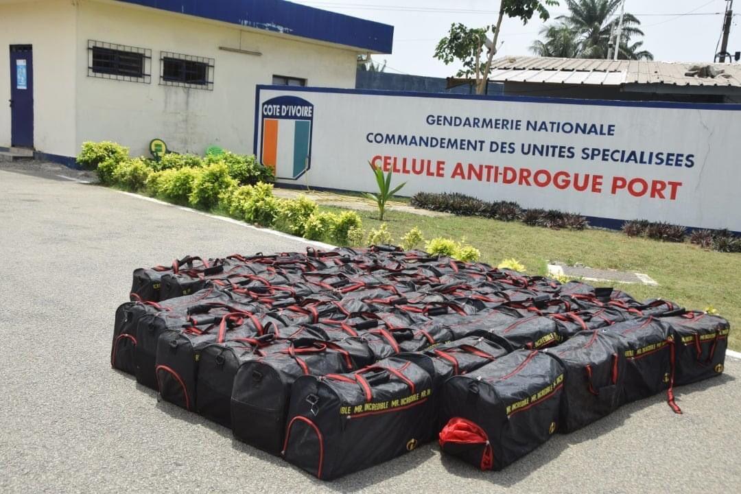 [Trafique de cocaïne] L'histoire de la Côte d'Ivoire