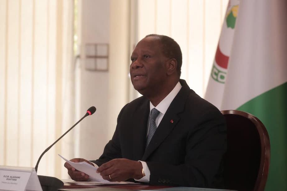 Alassane Ouattara demande l'accélération des enquêtes