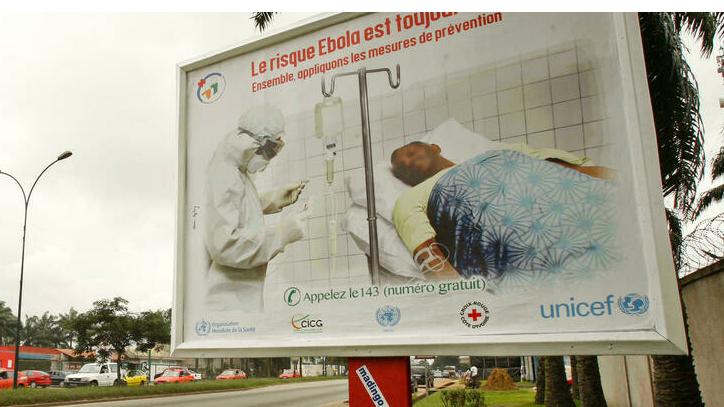 [Cas d'Ébola signalé] Attention à nos frontières